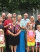Family, Stirnkorb